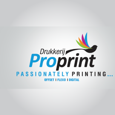 Projects Pro Print Logo Drukkerij Proprint passionately printing
