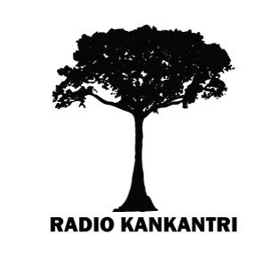 Logo Design Suriname - radio kankantri logo, kankantri tree